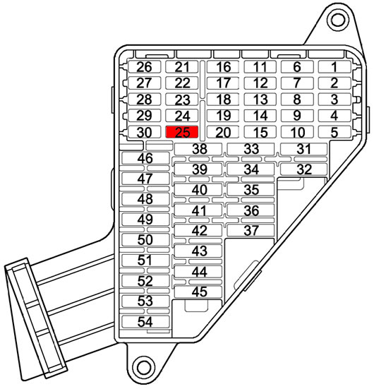 Where Is Fuse Box Seat Ibiza : Seat cordoba fuse box diagram auto wiring